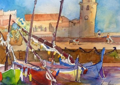 Collioure boats04