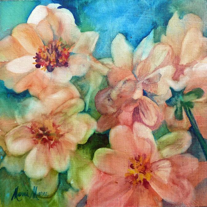 German Blooms